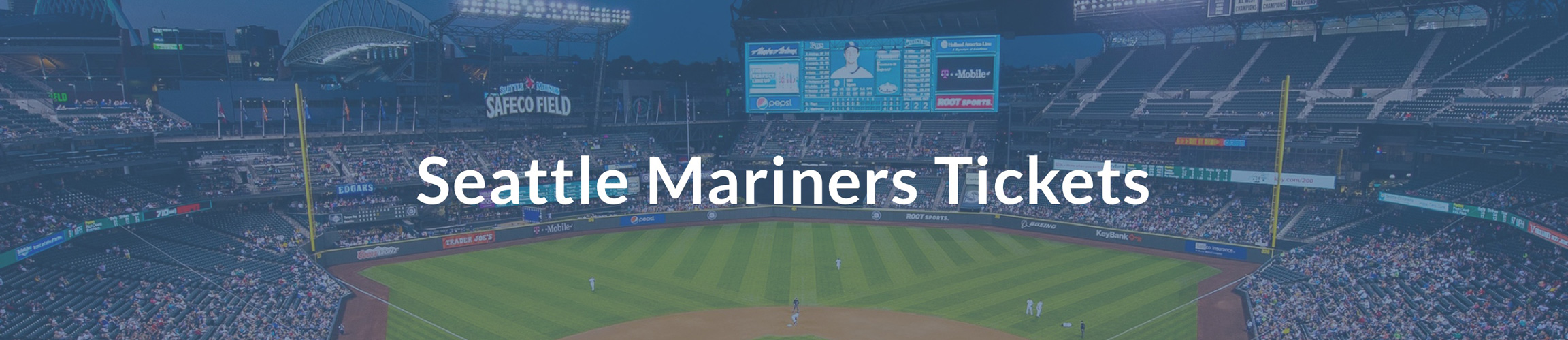 Seattle Mariners Baseball T-Mobile Ball Park